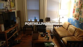 Fort Hill Apartment for rent 4 Bedrooms 1 Bath Boston - $3,300