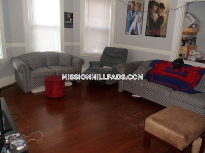 4 Beds 1 Bath - Boston - Mission Hill $5,400