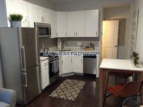 Back Bay 3 Bed / 1 Bath Boston - $4,085 No Fee