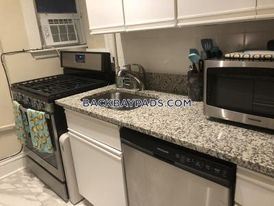 Back Bay Nice 2 Bed In The Heart Of Back Bay! Boston - $3,100