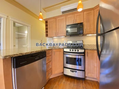 Back Bay Apartment for rent 1 Bedroom 1 Bath Boston - $3,000