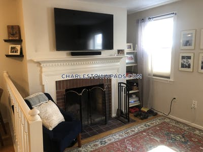 Charlestown Apartment for rent 1 Bedroom 1 Bath Boston - $2,350